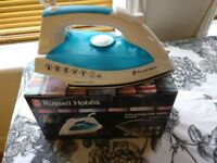 Russell Hobbs Steamglide Iron Like New