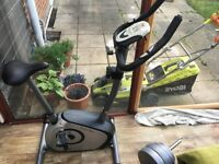 Exercise bike £20