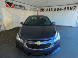 2013 Chevrolet Cruze LT Turbo LEATHER AND CONNECTIVITY PACK!!