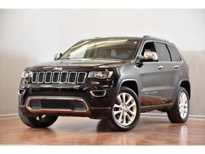 2017 Jeep Grand Cherokee Limited MAGS 20 CUIR TOIT NAV