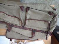 Ted Baker overnight travel holdall bag