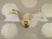 Quality brass light fittings