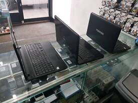Like New Condition Intel Dual Core Dell-Acer-Toshiba Laptop Window 7 Or 10 Different Colours