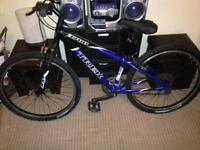 "Trek bontrager 26"" mountain bike"