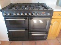 Dual Fuel Cooker 1200