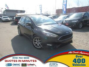 2015 Ford Focus FOCUS SE | CAM | BLUETOOTH | MUST SEE