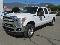 2015 Ford F-250 XLT Kamloops British Columbia Preview