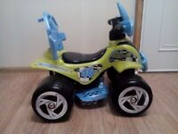 Quad bike for child