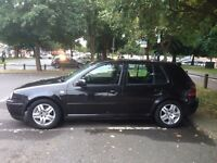2002 Volkswagen Golf GT TDI 1.9 Very Good Condition MK4 150 BHP