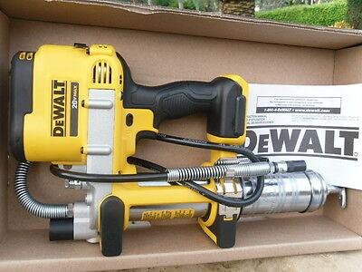 DeWalt DCGG571B 20V MAX Lithium Ion Grease Gun (Bare Tool)