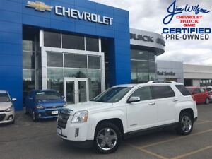 2012 GMC Terrain SLT-2 AWD V6 ROOF NAV DVD LOADED!!!