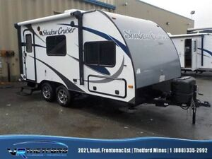 2015 Cruiser RV Shadow Cruiser
