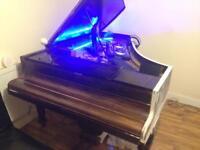Baby Grand Piano Converted Digital DJ