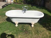 Bath Free Standing Edwardian Style