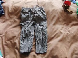 Boys Trousers/Shorts aGE 18-24 Months 50p Each