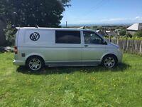 VW LWB Sportsline alternative campervan 2.5 diesel