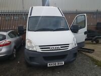 Iveco, DAILY, Panel Van, 2008, Manual, 2287 (cc)