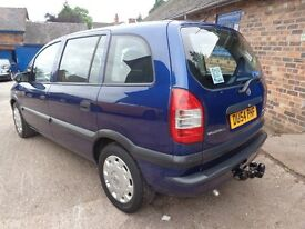 Vauhall zafira 2004 auto life,excllent condition full histroy,hpi clear,one year mot,recent service