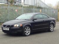 2006 (Sep 56) VOLVO C70 C/C 2.4 SPORT - Convertible 2 Doors - Manual - Petrol - BLACK *1 OWNER/MOT*