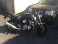 Suzuki bandit mk1 fully serviced 1000 Ono