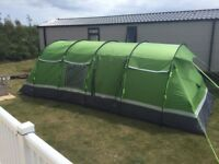 Kalahari 8 man tent plus many extras