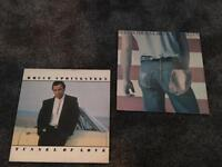 Bruce Springsteen LPs - Tunnel of love (born in the USA sold)