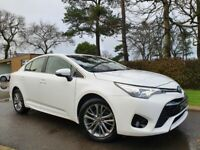 2018 Toyota Avensis 1.6D Business Edition 4dr SAT NAV, REVERSE CAMERA, 1 OWNER, TOYOTA HISTORY