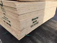18mm ply board £18 each