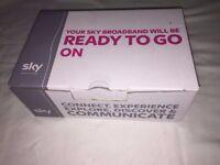 Sky Hub Brand new in box