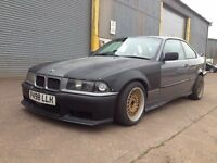 bmw e36 over vender wings