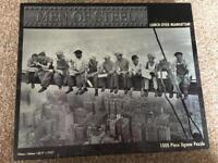 Men of Steel 1000 piece puzzle