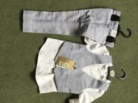 Boys 3 piece suit 2-3 years bnwt