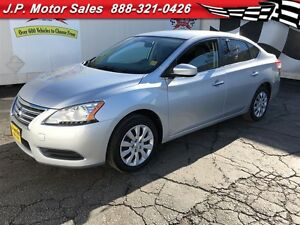 2013 Nissan Sentra S, Automatic, Steering Wheel Controls, Blueto