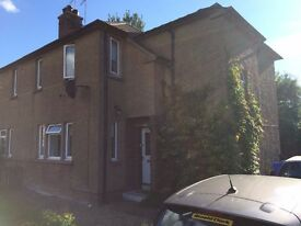 **3 bedroom semi detached with drive and Garden**