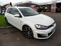VW Golf GTI PERFORMANCE DSG (white) 2014
