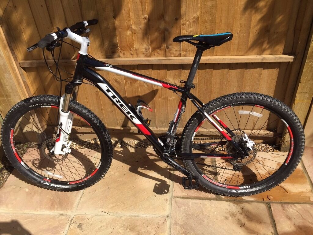 Trek 4900 Mountain Bike For Sale Medium In Horsham