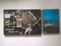 Depeche Mode - 3 DVDs mini bundle - A great night in beckons !!