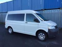 STUNNING CAMPER AUTOMATIC (DSG) LOW MILEAGE 75,000 ONLY, 2.5 TDI , T5 VW VOLKSWAGEN AUTO CAMPERVAN