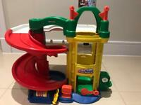 Garage Little People : Fisher price little people garage toys for sale gumtree