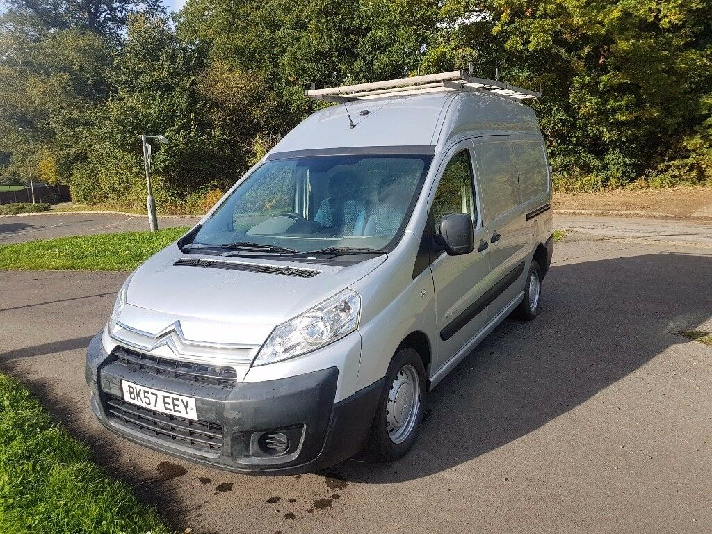 CITROEN DISPATCH 57 2007 1200 HDI 12LWB HI TOP px possible