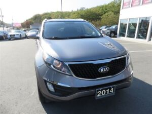 2014 Kia Sportage LX *AWD *Heated Seats *Bluetooth