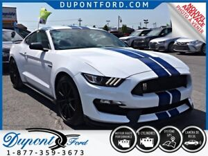 2017 FORD MUSTANG 2DR FASTBACK GT350
