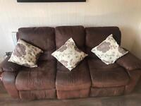 Harvey's 3 + 2 sofa