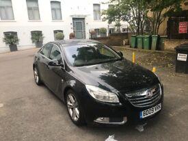 Vauxhall insignia SRI black 1.8 Petrol