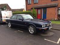 Jaguar XJ SPORT 1998 3-4 V8 loads history