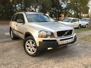 7 Seater 2005 Volvo XC90 Luxury 4x4 LOW KS LOGBOOKS MAGS AWD A1 Sutherland Sutherland Area Preview
