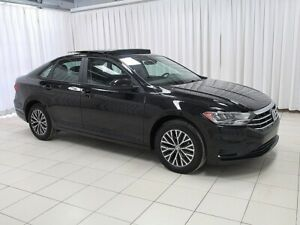 2019 Volkswagen Jetta AT LAST, THE PERFECT CAR FOR YOU!! 1.4 L H