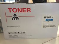High Quality Remanufactured Toner Cartridge, Cyan Laser Toner