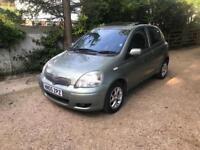 Automatic 2005 Toyota Yaris cdx 1.3 Petrol 5 door long mot learners car bargain