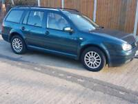 2005 vw golf estate automatic - cheap auto estate